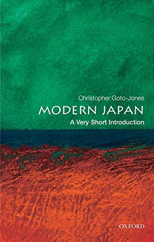 9780199235698: Modern Japan: A Very Short Introduction