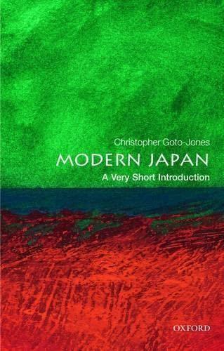9780199235698: Modern Japan: A Very Short Introduction