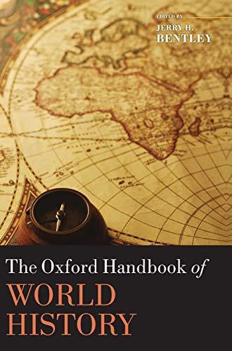 9780199235810: The Oxford Handbook of World History (Oxford Handbooks)