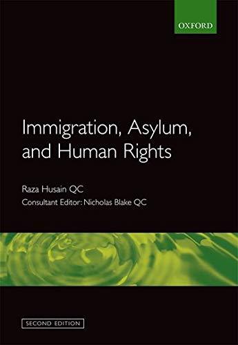 9780199236008: Immigration, Asylum, and Human Rights (Blackstone's Human Rights)