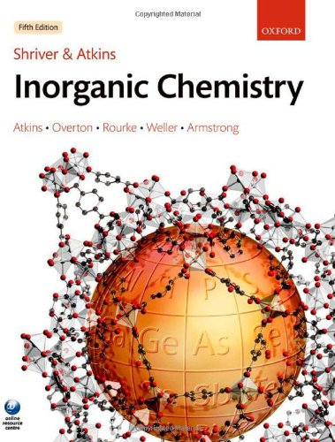 9780199236176: Shriver and Atkins' Inorganic Chemistry