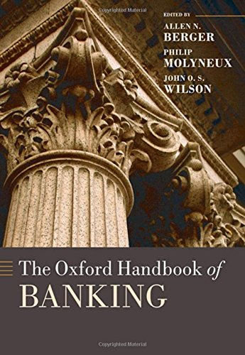 9780199236619: The Oxford Handbook of Banking