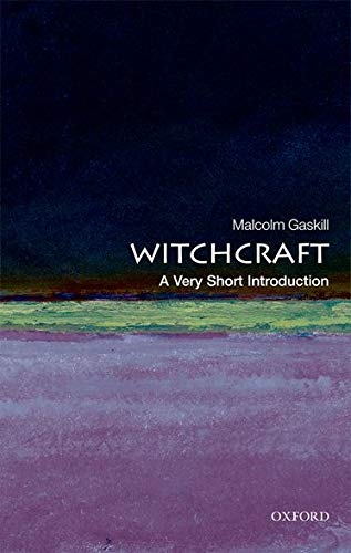 9780199236954: Witchcraft: A Very Short Introduction