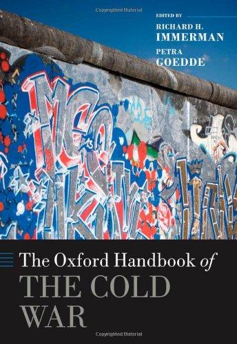 9780199236961: The Oxford Handbook of the Cold War (Oxford Handbooks)