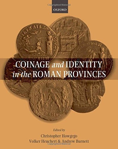9780199237845: Coinage and Identity in the Roman Provinces
