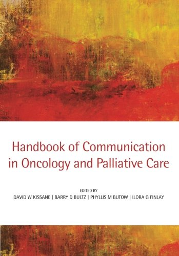 9780199238378: Handbook of Communication in Oncology and Palliative Care