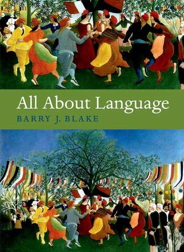 9780199238392: All About Language: A Guide