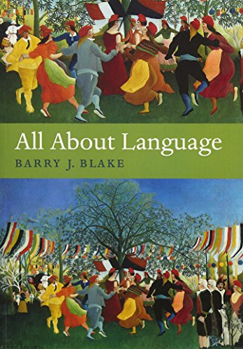 9780199238408: All About Language: A Guide