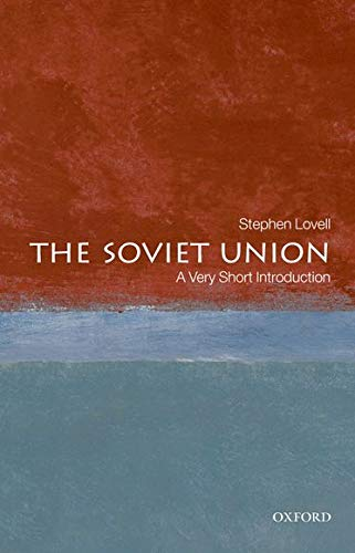9780199238484: The Soviet Union: A Very Short Introduction
