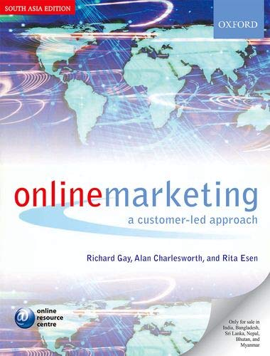 9780199239009: Online Marketing: A Customer-Led Approach