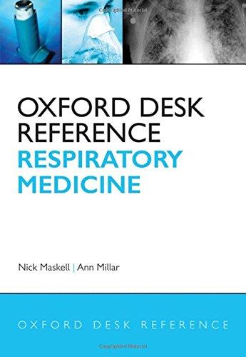 9780199239122: Oxford Desk Reference: Respiratory Medicine (Oxford Desk Reference Series)