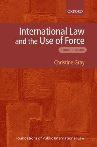 9780199239153: International Law and the Use of Force (Foundations of Public International Law)
