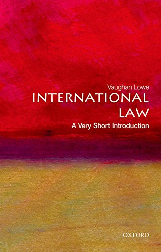 9780199239337: International Law: A Very Short Introduction