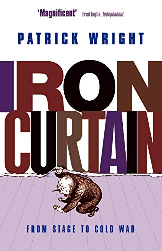 9780199239689: Iron Curtain: From Stage to Cold War