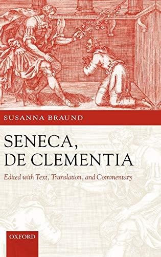9780199240364: Seneca: De Clementia