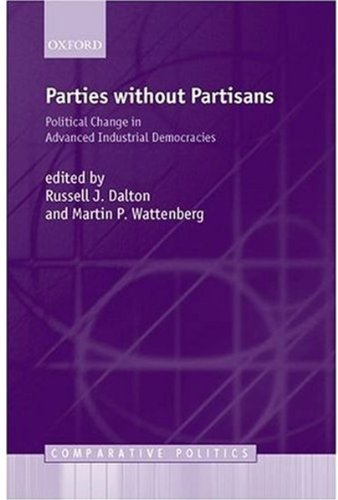 9780199240821: Parties Without Partisans: Political Change in Advanced Industrial Democracies (Comparative Politics)