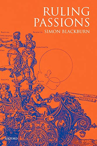 9780199241392: Ruling Passions: A Theory of Practical Reasoning