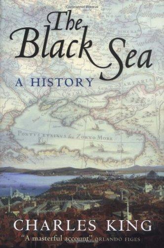 9780199241613: The Black Sea: A History