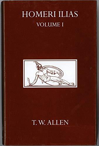 Homer s Iliad (Hardback): Thomas W. Allen
