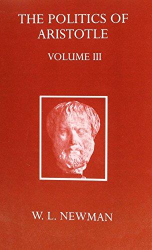 9780199241798: Politics of Aristotle (Oxford University Press Academic Monograph Reprints) (4 Volume Set)