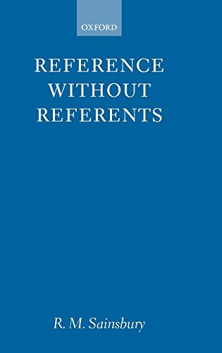9780199241804: Reference Without Referents