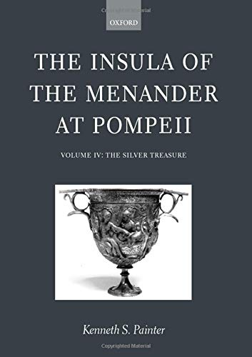 The Insula of the Menander at Pompeii: Ling, Roger/ Painter,