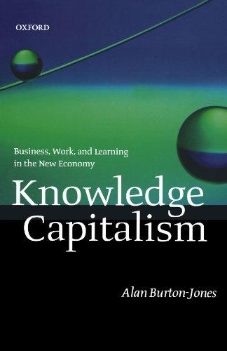 9780199242542: Knowledge Capitalism