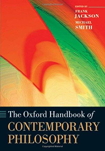 The Oxford Handbook of Contemporary Philosophy (Oxford Handbooks): Jackson, Frank (Editor)/ Smith, ...