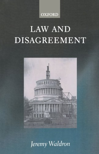 9780199243037: Law and Disagreement