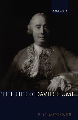 9780199243365: The Life of David Hume