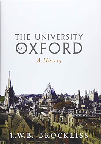 9780199243563: The University of Oxford: A History