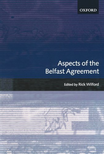 9780199244041: Aspects Of The Belfast Agreement