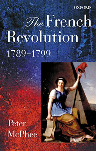 9780199244140: The French Revolution, 1789-1799