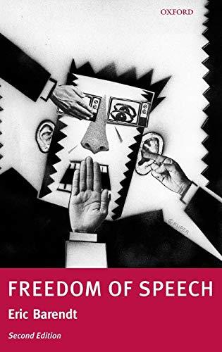 9780199244515: Freedom of Speech