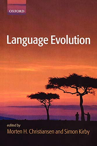 9780199244843: Language Evolution (Oxford Studies in the Evolution of Language)