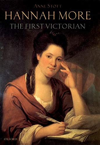 9780199245321: Hannah More: The First Victorian