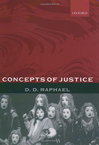 9780199245710: Concepts of Justice