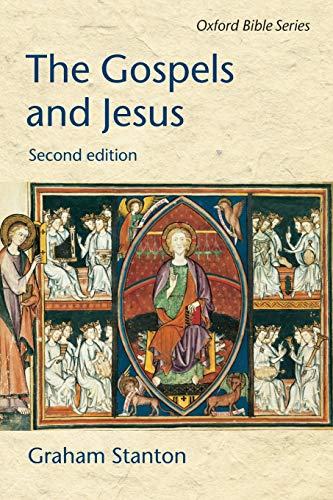 9780199246168: The Gospels and Jesus (Oxford Bible Series)