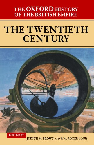 9780199246793: 4: The Oxford History of the British Empire: Volume IV: The Twentieth Century