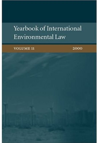 Yearbook of International Environmental Law, 2000: Jutta Brunnee, Ellen Hey