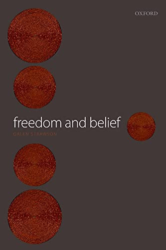 Freedom and belief.: Strawson, Galen.