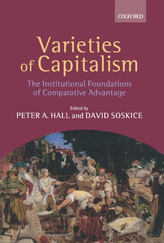 Varieties of Capitalism. The Institutional Foundations of Comparative Advantage. Edited by Peter ...