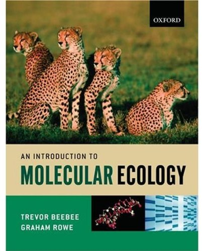 9780199248575: An Introduction to Molecular Ecology