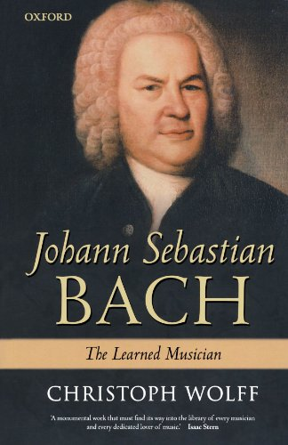 9780199248841: Johann Sebastian Bach: The Learned Musician
