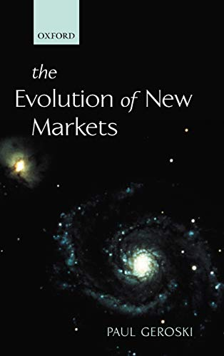 9780199248896: The Evolution of New Markets