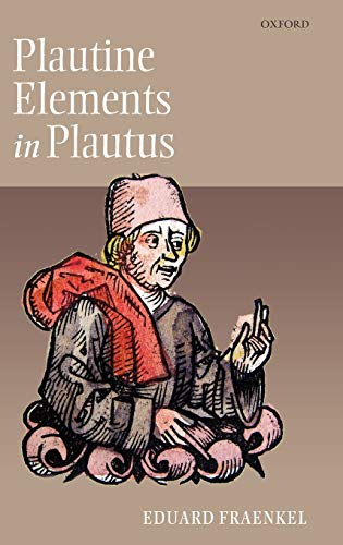 9780199249107: Plautine Elements in Plautus