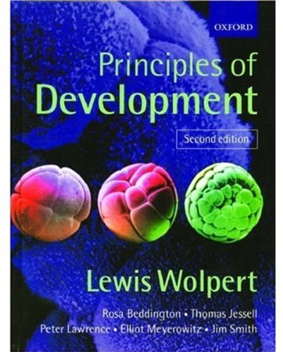 9780199249398: Principles of Development