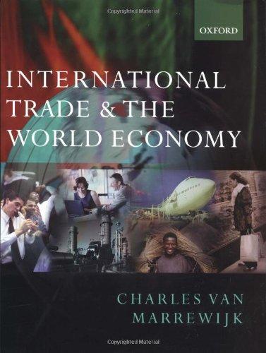 9780199250042: International Trade and the World Economy