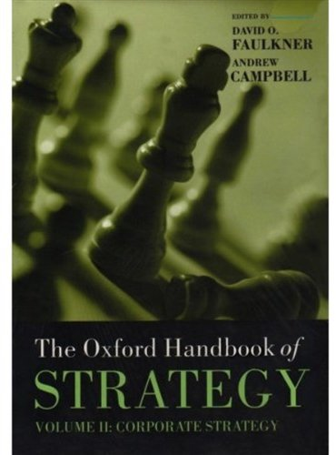 9780199250172: Oxford Handbook of Strategy: 2 Volume Set: Vol. 1 (Oxford Handbooks in Business and Management)