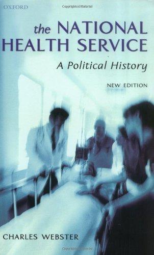 9780199251100: National Health Service: A Political History